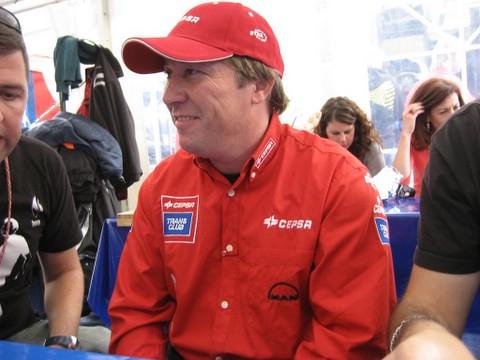 Antonio Albacete, buen piloto y mejor persona by you.