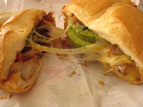 Sandwich de lomo saltado (by morrissey)