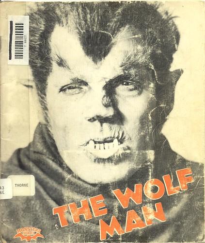 Crestwood Wolf Man