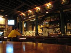 the bar at Richbrau Brewing Company