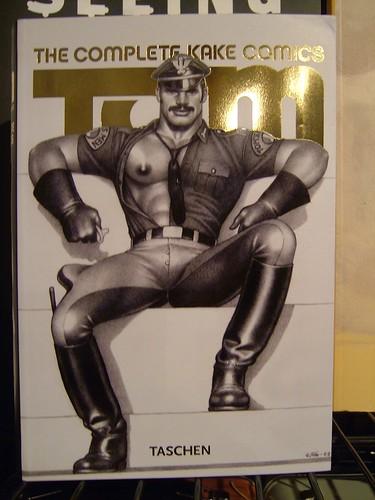 Complete Kake Comics - Tom of Finland