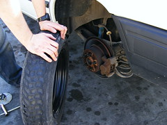 Flat Tire 1