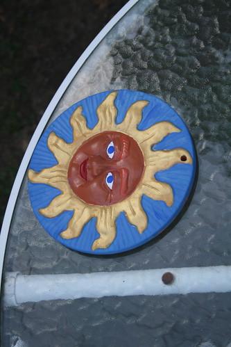 Backyard Sun 1