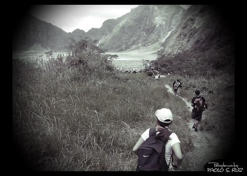 '08 Akyat Pinatubo 1