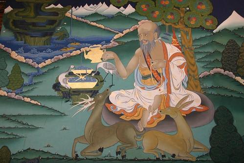 Bhutan Painting