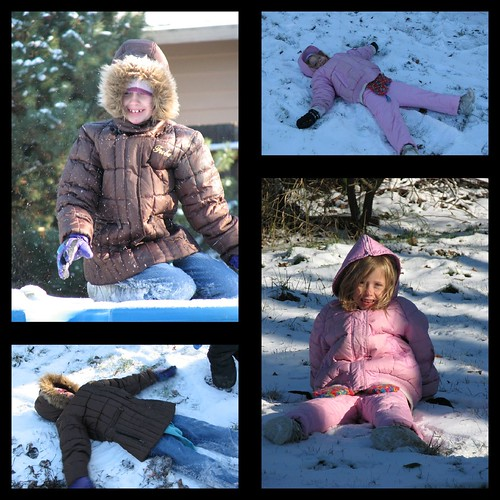 December 15 Snow Collage 1