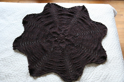 Hemlock Ring Blanket by you.