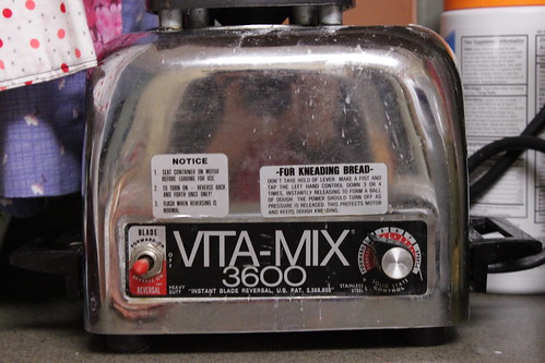 Old Vitamix