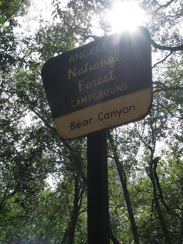 Bear Canyon 01