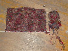 Keyhole Carpet Bag