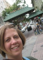 Gate into Chinatown