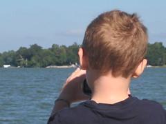 Capturing the lake