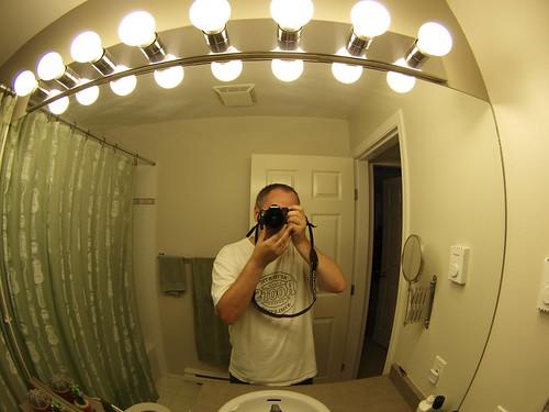 8mm Fisheye Fun