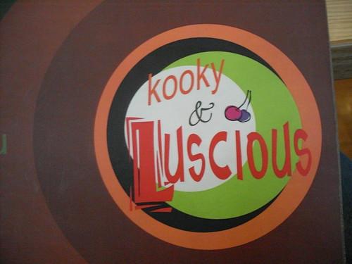 Kooky and Luscious