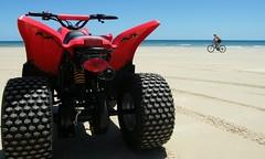 Non-amphibious ATV!