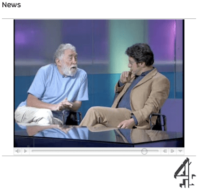 George Monbiot vs. David Bellamy