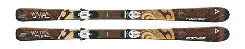Fischer Watea 78 Skis 2008/09