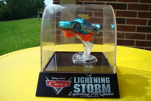 SDCC Lightning Storm McQueen