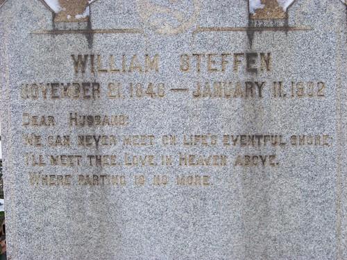 Steffen Monument