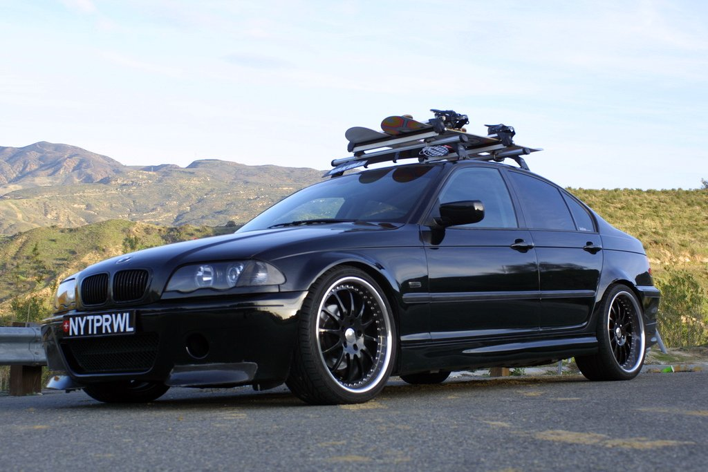 Anybody have a Thule/Yakima Roof Rack?