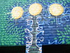 3 Lights, mural outside the vintage Riverview Theater, Minneapolis, Minnesota, August 2007, photo © 2007-2009 by QuoinMonkey. All rights reserved.