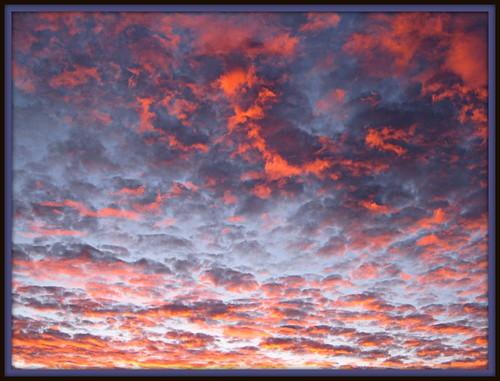 Sunset Over Carson City