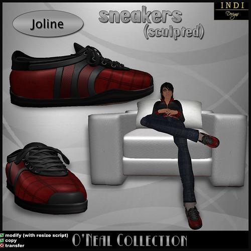 O'Neal sneakers Joline