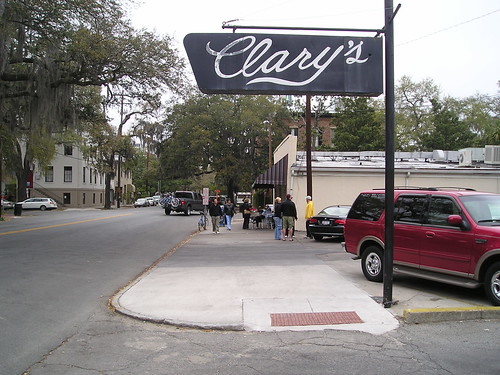 Clary's