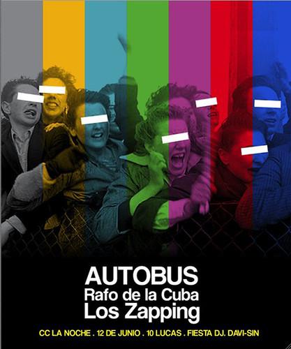Afiche Autobus