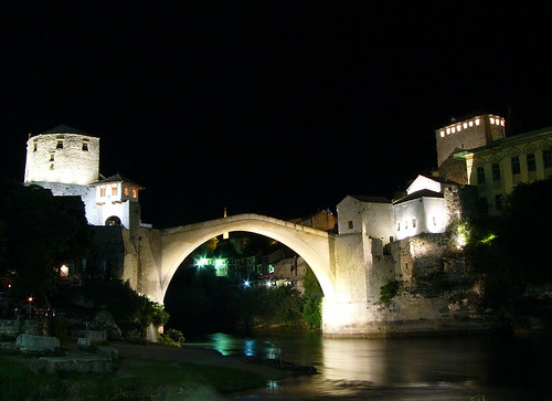 Mostar, Stari Most, 2008