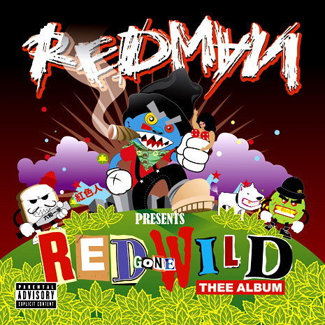 Red Man Gone Wild