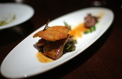 Veal with Crispy Sweetbreads
