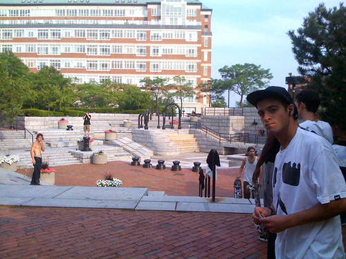 Navy Yard Session