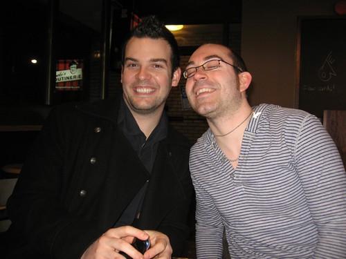 Jeremy and Adam