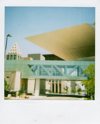 Polaroids in the Art District
