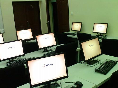 AUST's Computer Lab