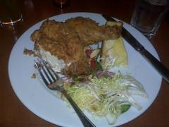Buttermilk Fried Chicken - The Redhead