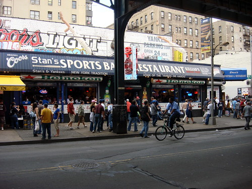 Stan's Sports Bar by theodorecromwell.