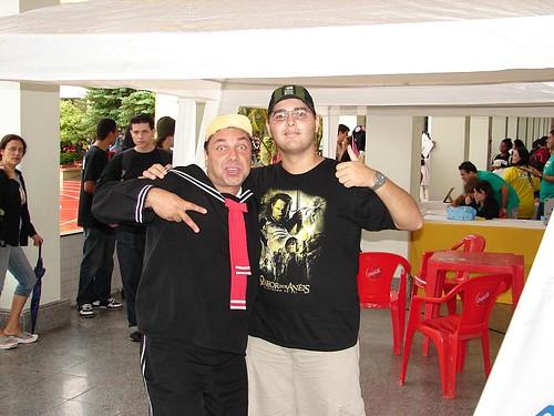 Quico e Eduardo
