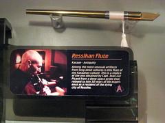actual flute!