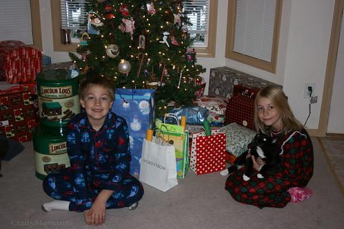 Christmas Morning PJs