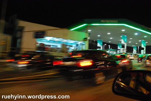 Petrol Station Rush