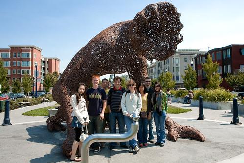 Last group photo...