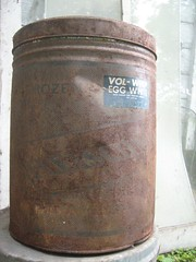 the old tin can
