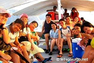 Banca 20 Seater, Coron, Palawan