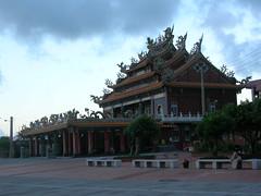 Fulong Temple