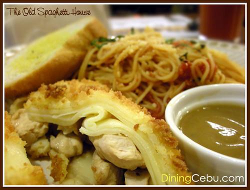 Cebu Restaurants The Old Spaghetti House