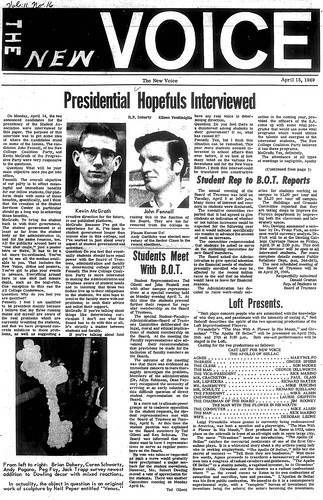 The New Voice for April 15, 1969