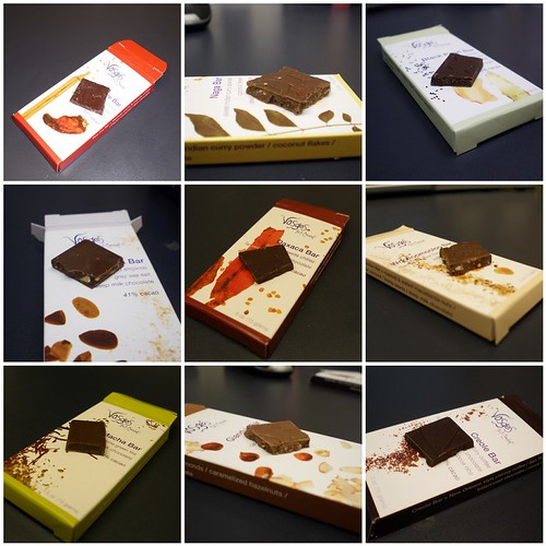 Vosges Chocolate Variety Pack