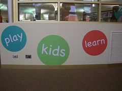 Play, kids, learn, Mill Park Library, Yarra Pl...
